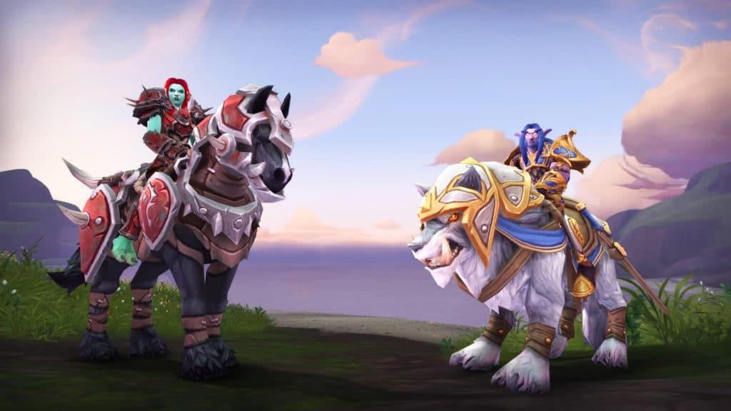 Зоны Battle For Azeroth World of Warcraft как выбрать зону прокачки