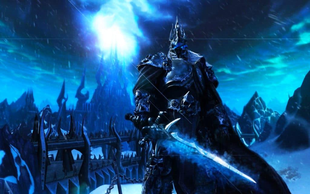Зоны Wrath Of The Lich King World of Warcraft как выбрать зону прокачки