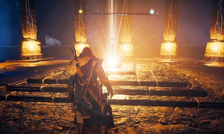 Assassin's Creed Valhalla - как получить Экскалибур