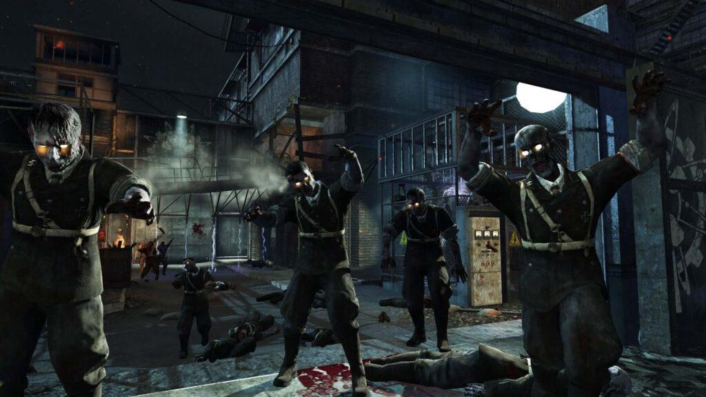 Как получить интеллект в Call of Duty Black Ops Cold War zombies