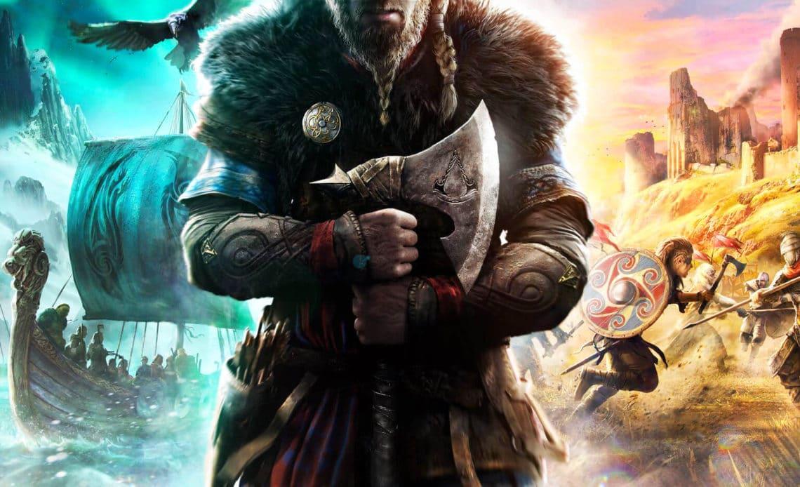 Как поменять пол героя в Assassin's Creed Valhalla