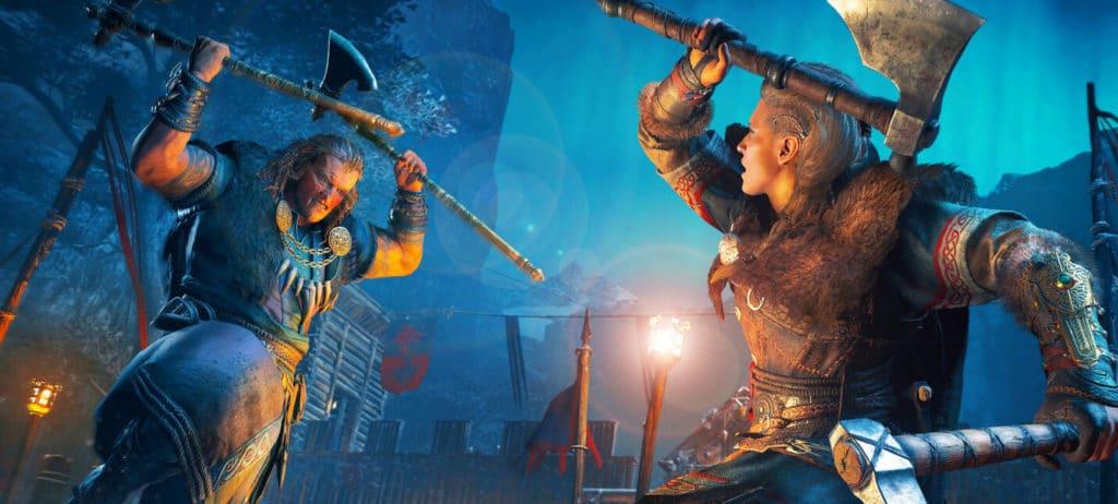 Как поменять пол героя в Assassin's Creed Valhalla на женский