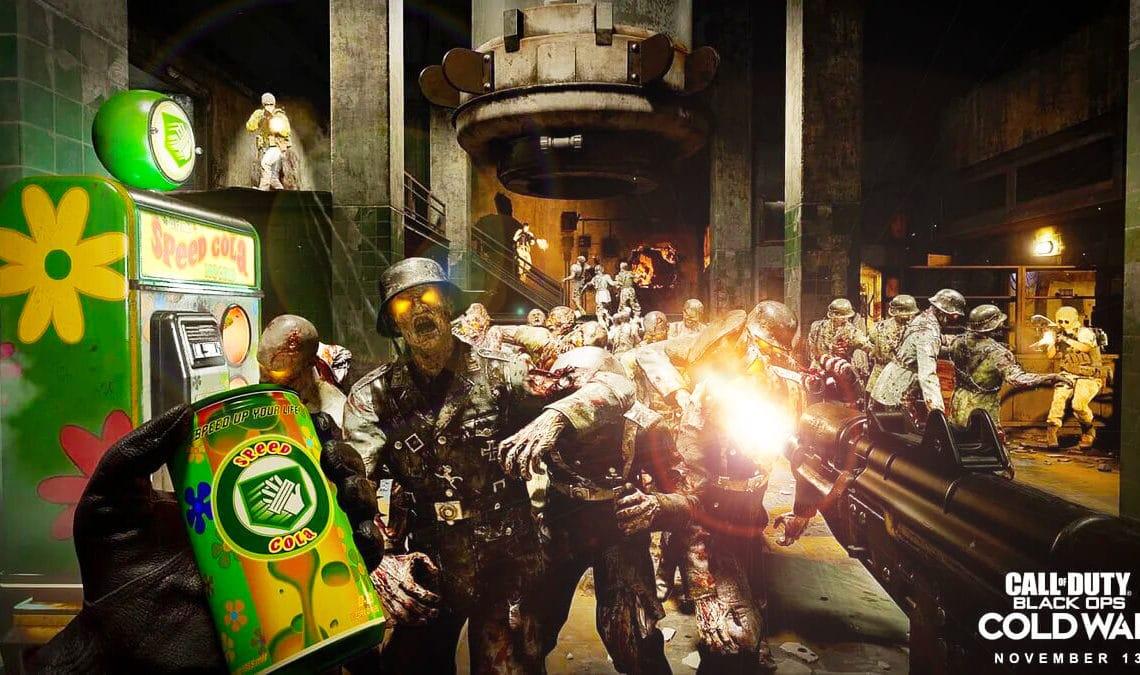 Как сбежать от зомби в Call of Duty Black Ops Cold War