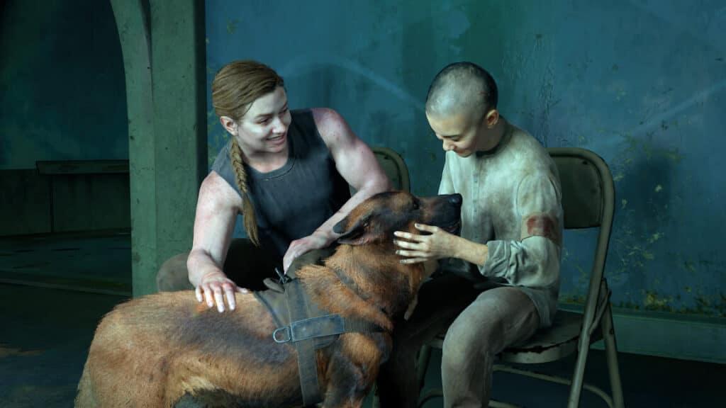 Какой будет сюжет в The Last of Us 3, несколько вариантов лев эбби