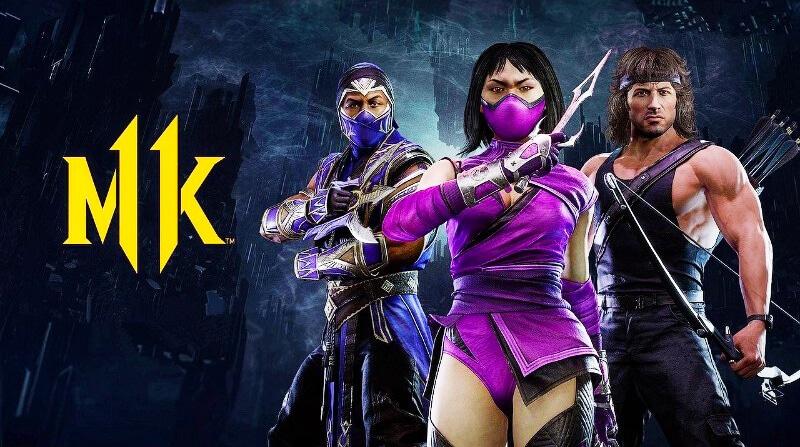 Mortal Kombat 11 обновление, трейлер, дата выхода