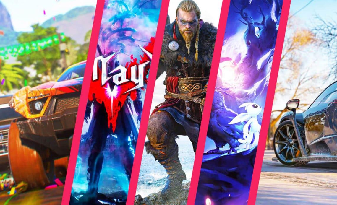 ТОП 10 игр для Xbox Series X