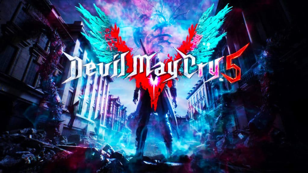 ТОП 10 игр для Xbox Series X Devil May Cry 5: Special Edition