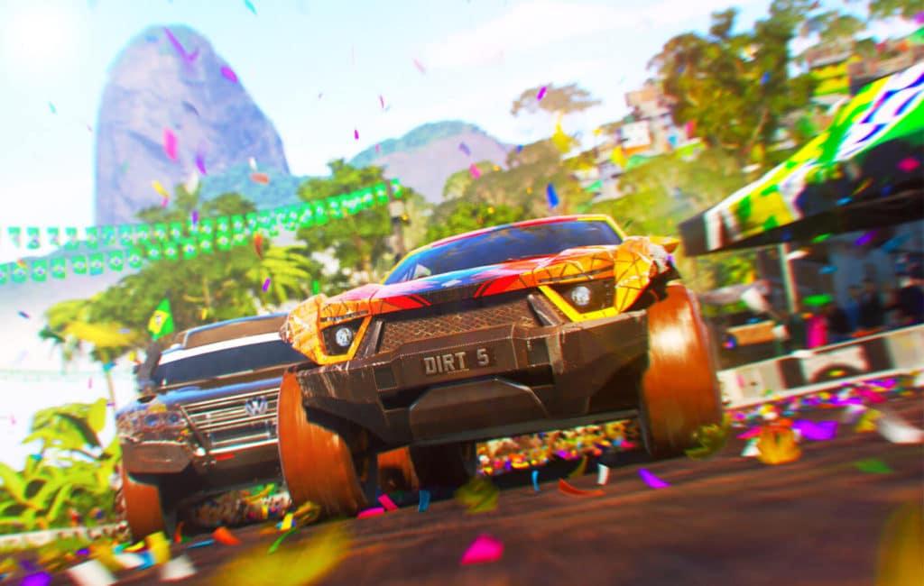 ТОП 10 игр для Xbox Series X Dirt 5