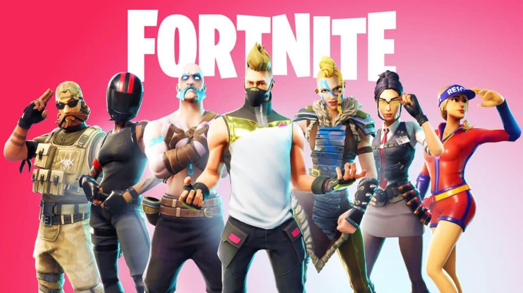 ТОП 10 игр для Xbox Series X Fortnite