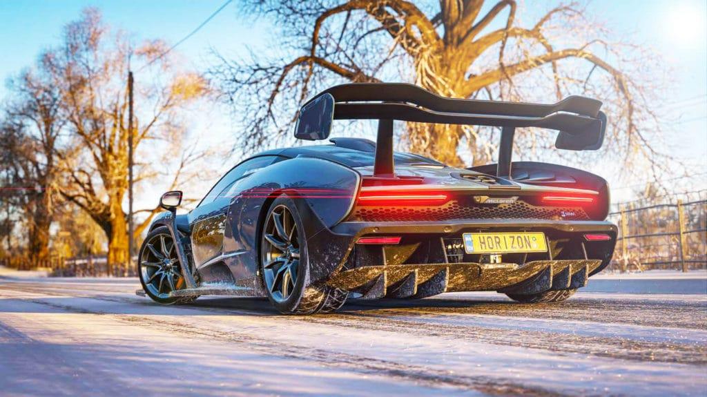 ТОП 10 игр для Xbox Series X Forza Horizon 4