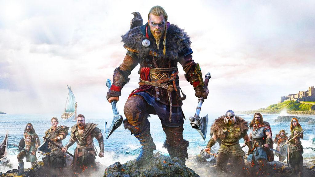 ТОП 10 игр для Xbox Series X Assassin's Creed Valhalla