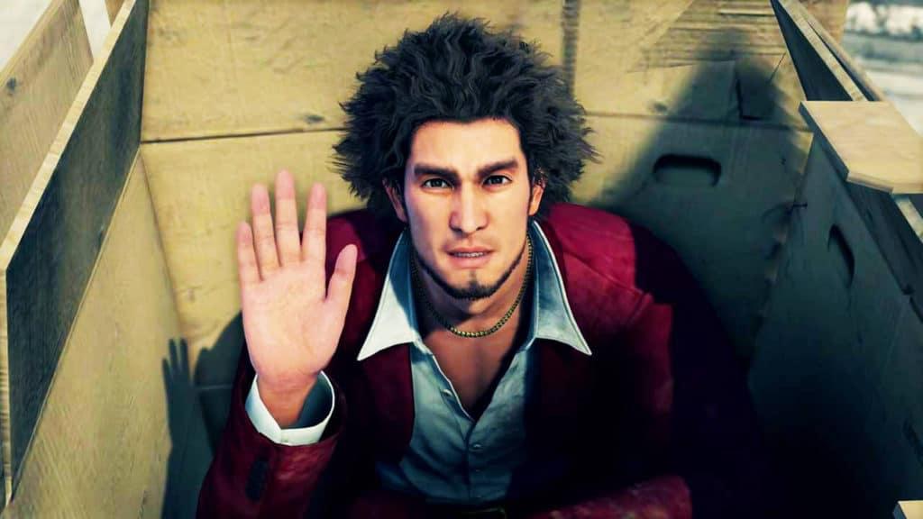 ТОП 10 игр для Xbox Series X Yakuza: Like A Dragon