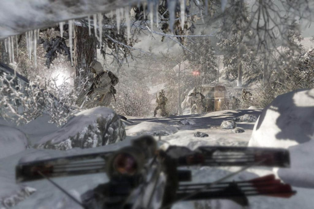 Call of Duty: Black Ops Cold War Alpine