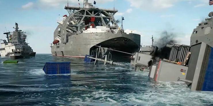 Call of Duty: Black Ops Cold War Armada