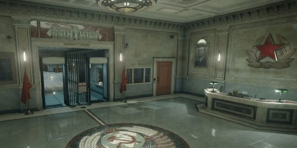 Call of Duty: Black Ops Cold War moscow