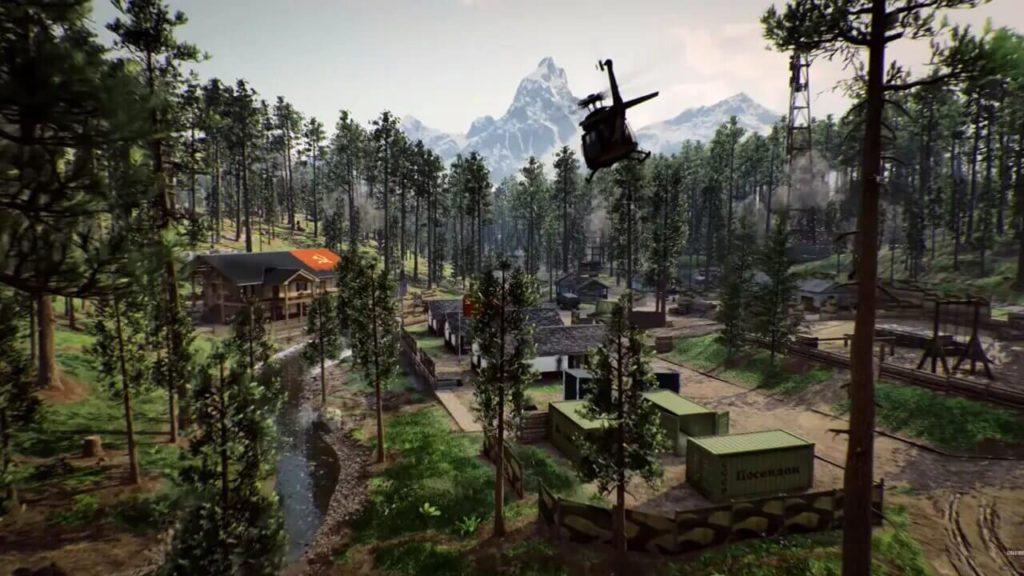 Call of Duty: Black Ops Cold War Ruka