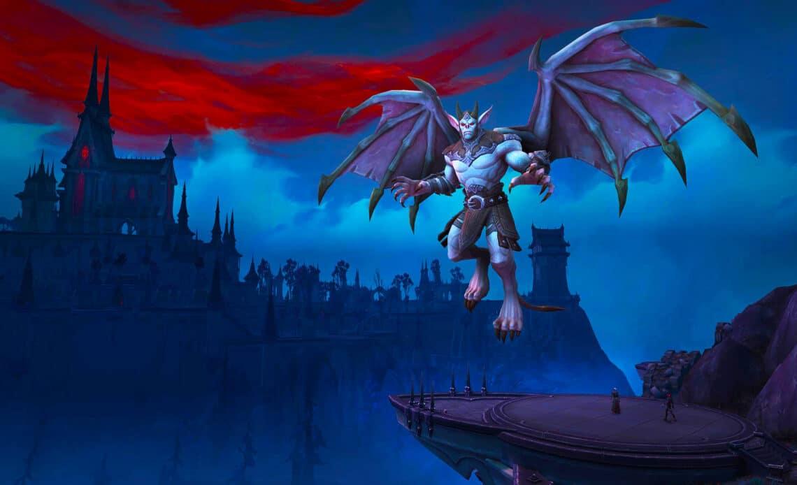 World of Warcraft Shadowlands как победить в подземелье