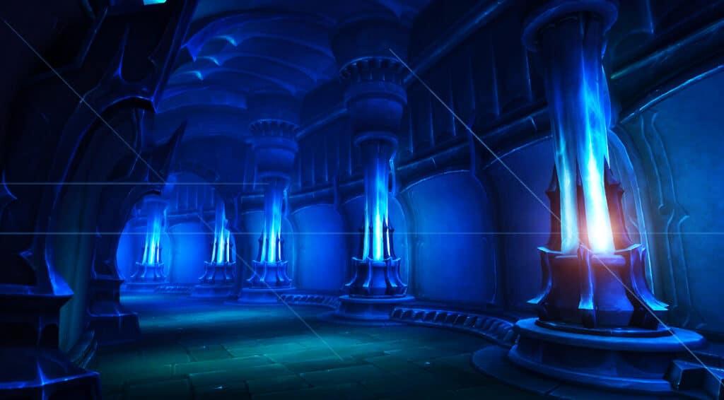 World of Warcraft Shadowlands как победить в подземелье скрин