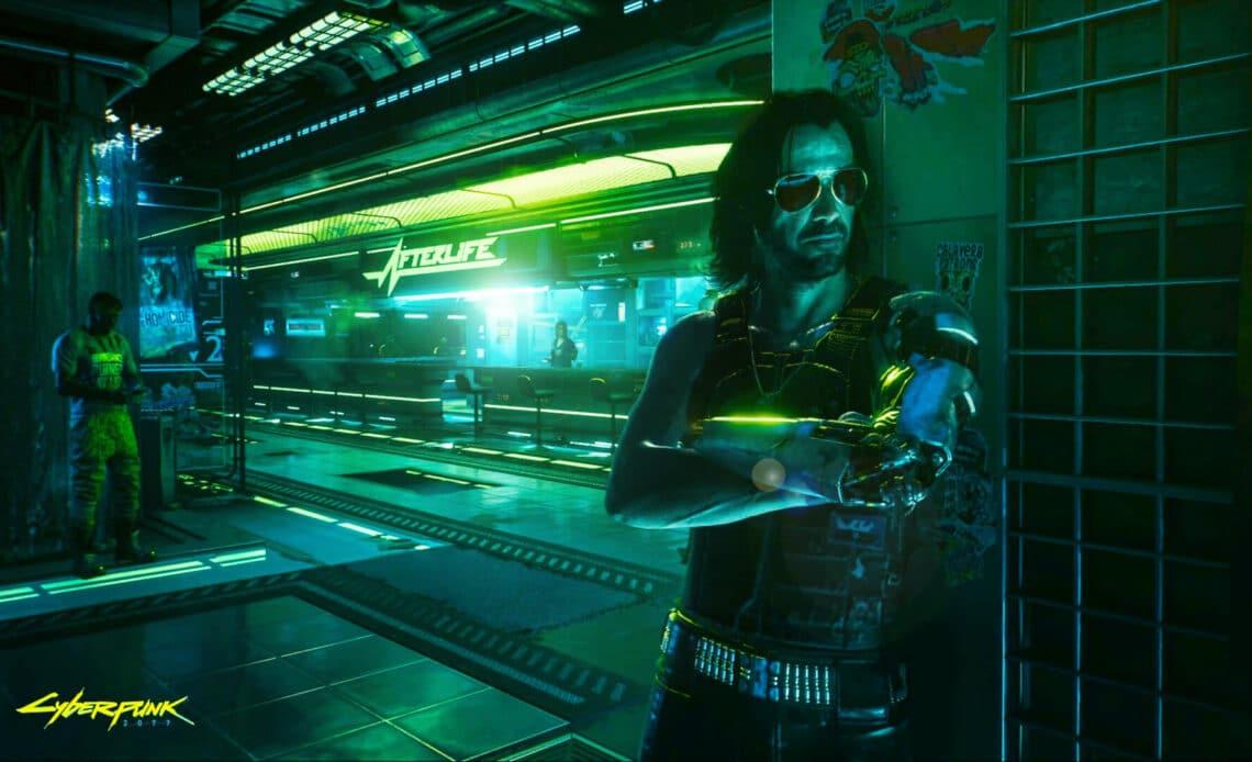 Как получить секретную концовку в Cyberpunk 2077