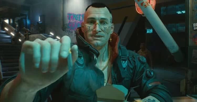 10 самых распространенных ошибок в игре Cyberpunk 2077 джонни